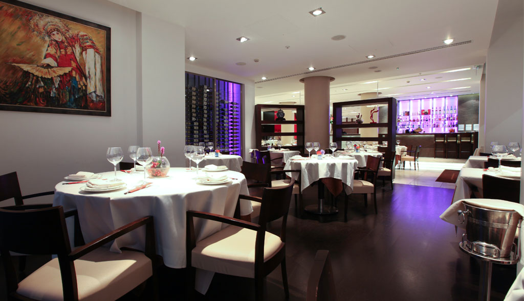 Restaurant bright courtyard club for Ala shanghai chinese cuisine